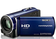 Sony Handycam HD