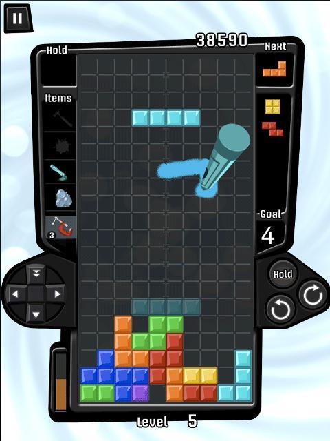 Tetris iPad