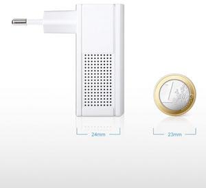 TP-LINK Powerline Ethernet TL-PA2010KIT