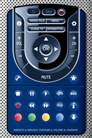 Telecomando Universale SAT