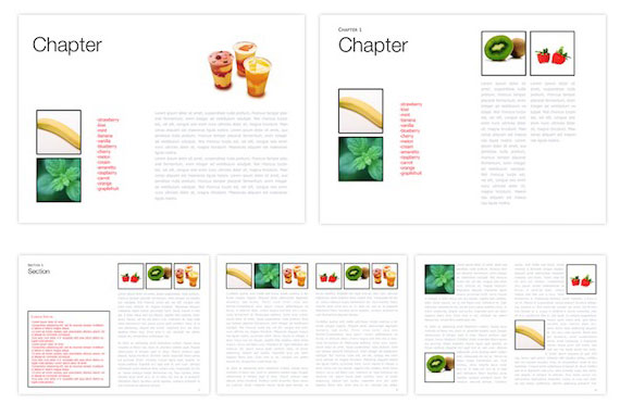 Themes for iBooks Author