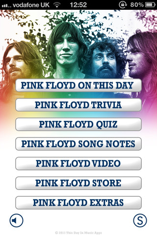 This Day in Pink Floyd