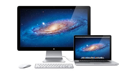 Apple Store Thunderbolt on Apple Thunderbolt Display 27    Ora Disponibile Su Apple Store