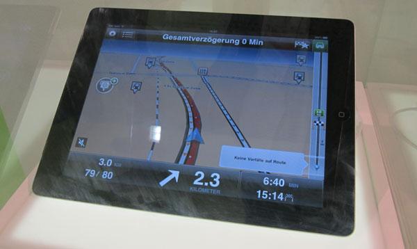 TomTom per iPad - IFA 2011