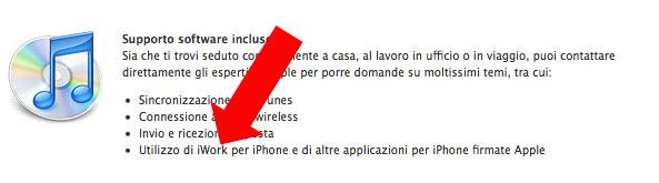 iwork per iphone