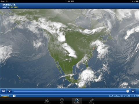 Weather Pro per iPad