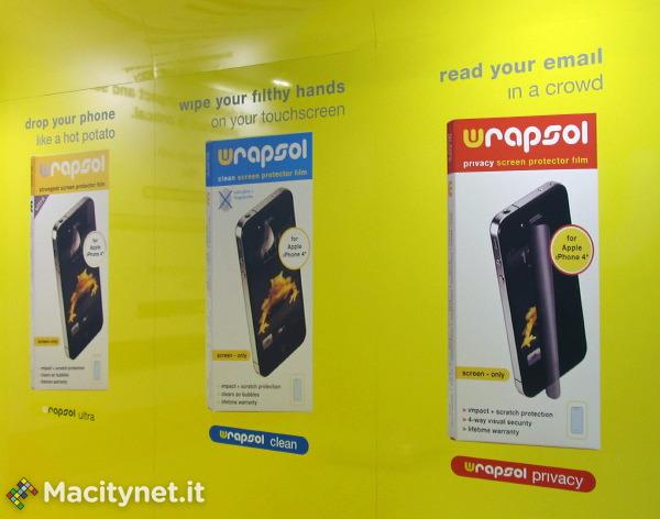 Wrapsol IFA 2011