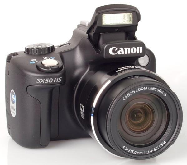 Powershot SX50