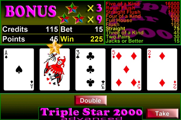 Spela Joker Videopoker Online på Casino.com Sverige