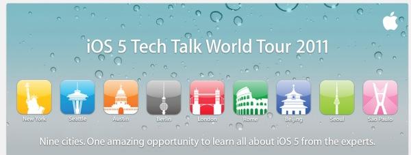ios tech talk tour
