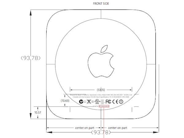 nuova apple tv fcc