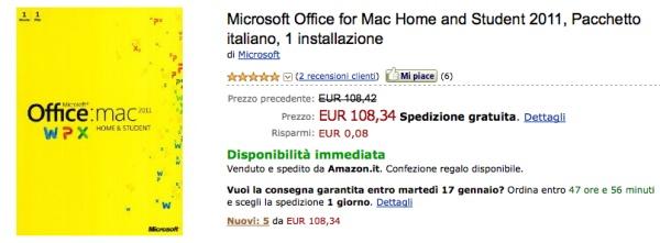 office mac amazon