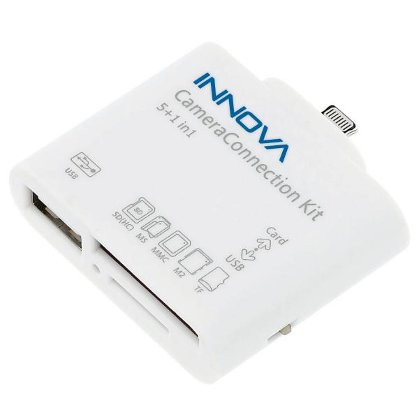 ipad camera connection kit lightning