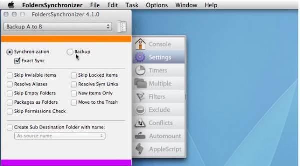 foldersynchronizer