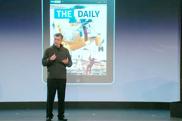 eddie cue the daily