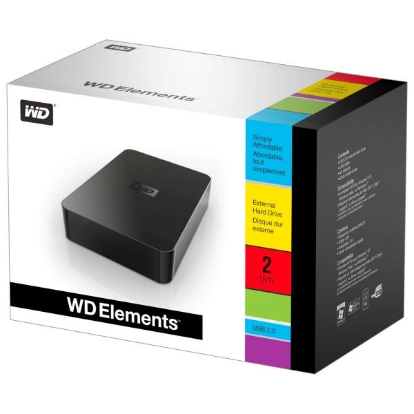 Western Digital WDBAAU0020HBK