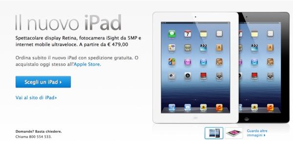 ipad 3 apple store