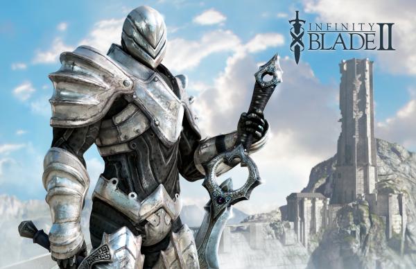 infiity blade II