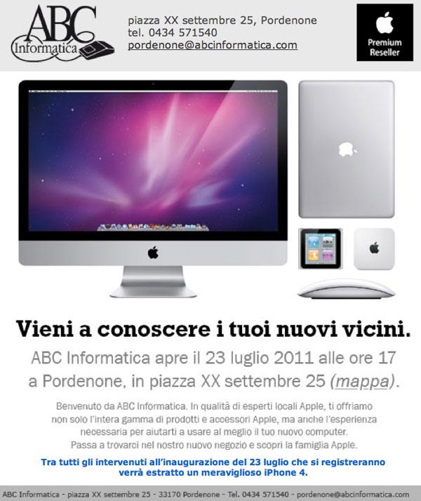 ABC Informatica - inaugura a Pordenone