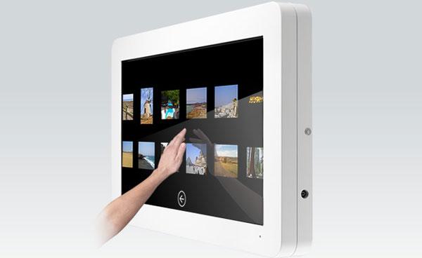 Ablet il tavolo touchscreen basato su mac mini - Tavolo touch screen ...