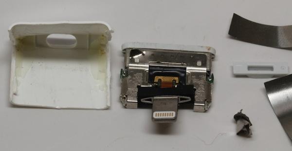 Adattatore Lightning-30 pin apple
