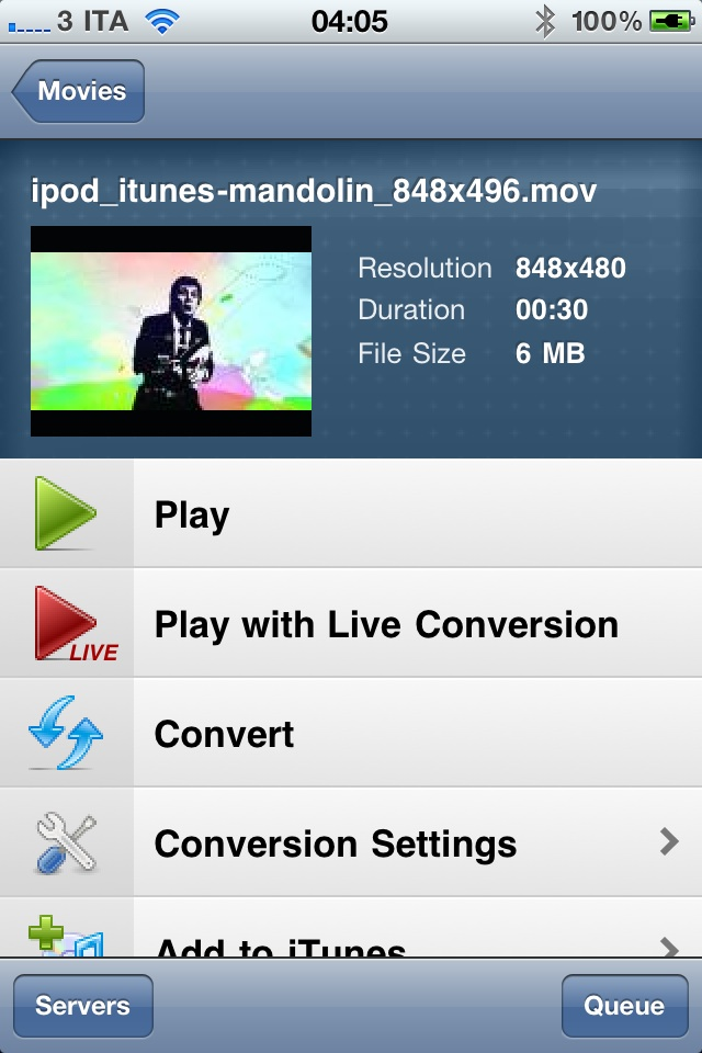 EyeConnect 1.6: l'UPnP / DLNA Media Streaming per Mac di ElGato ...