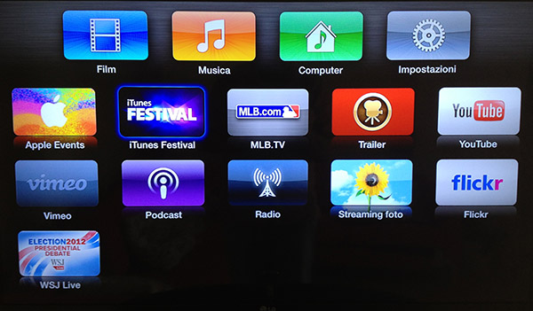 apple tv keynote lancio iPad mini