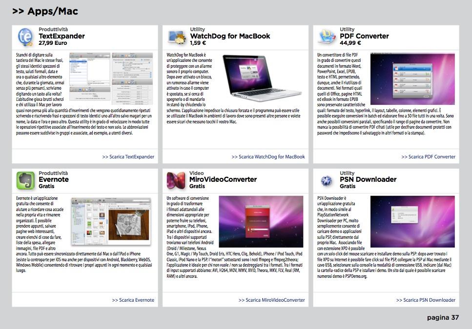apps mac