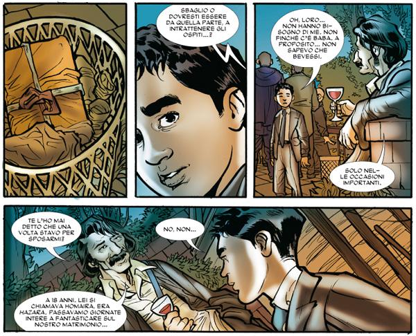 Il cacciatore di aquiloni, la graphic novel