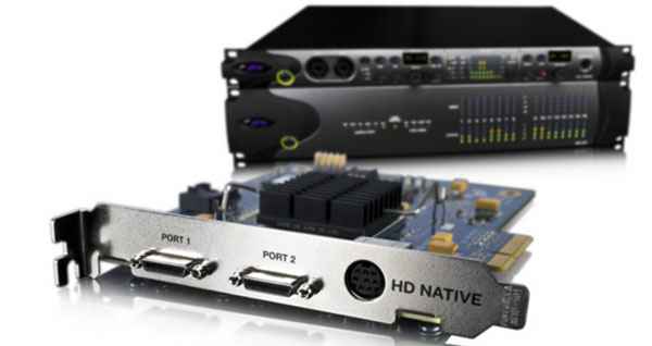 Avid Pro Tools|HD Native Thunderbolt