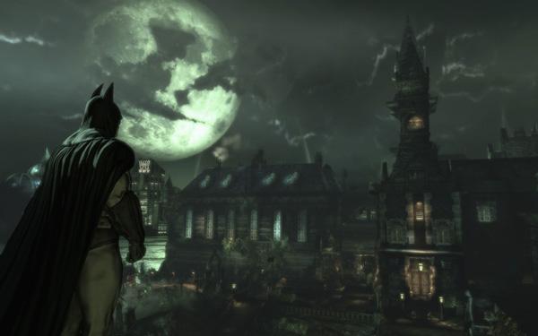 batman asylum