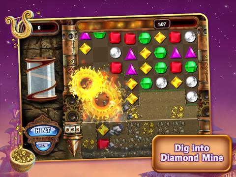 Bejeweled HD per iPad