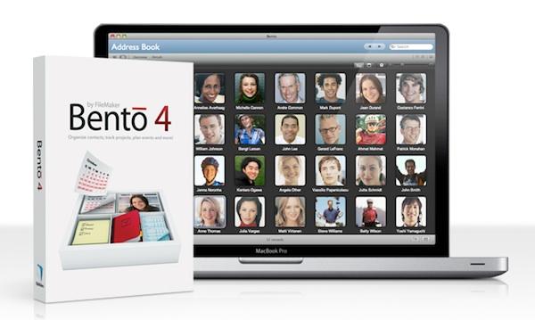Bento 4 OS X Lion