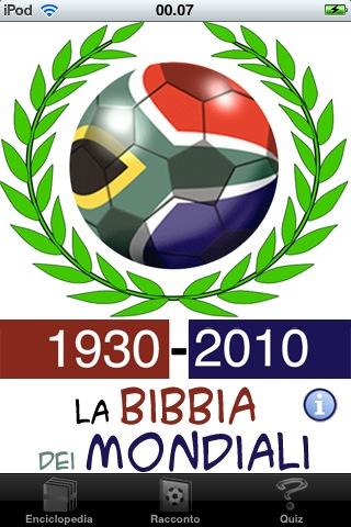 La Bibbia dei Mondiali