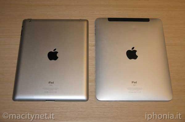 iPad 2 vs iPad 1