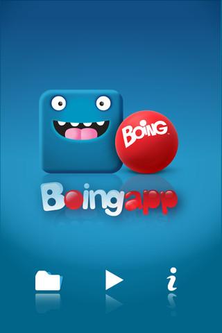 BoingApp per iPhone