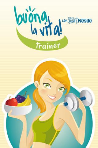Buonalavita con Nestlè Trainer