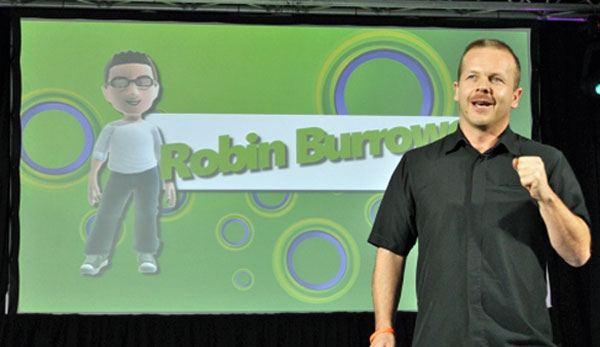 Robin Burrowes