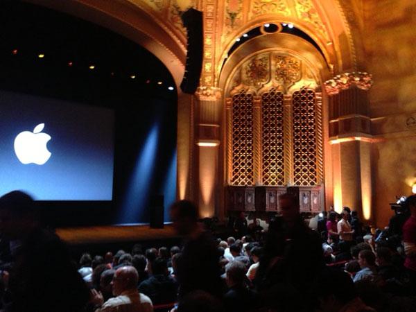 california theatre evento ipad mini
