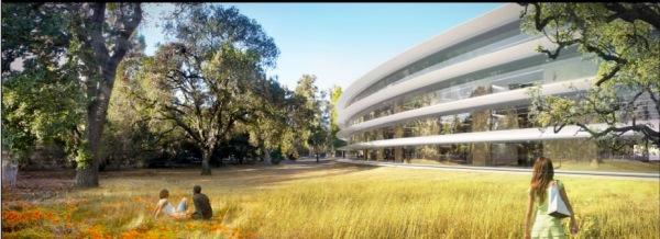 nuovo campus apple Cupertino