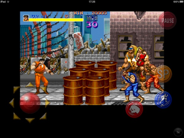 FinalFight@Capcom Arcade