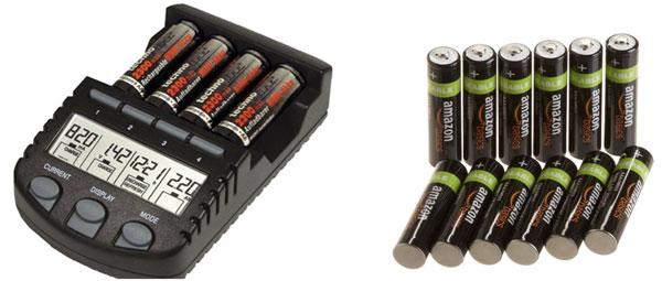 caricabatterie Technoline BC 700