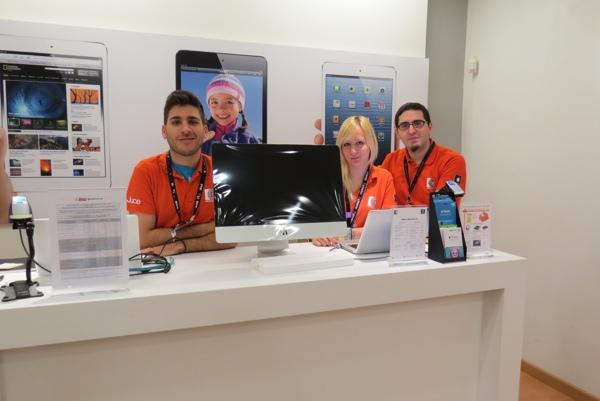 CE Group novara nuovo iMac