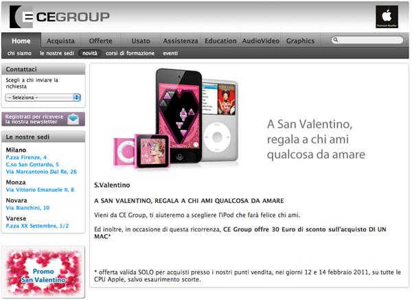 CE Group San Valentino 2011