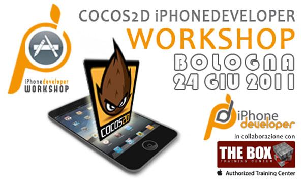 iPhoneDeveloper workshop Cocos2D