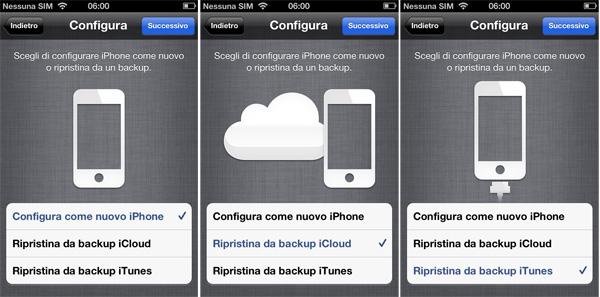 iphone start