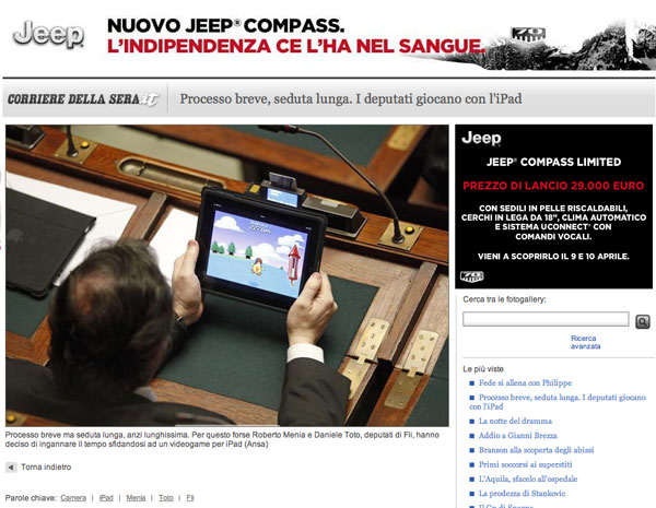 CorrieredellaSera.it