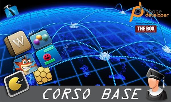 Corso Base iPhoneDeveloper