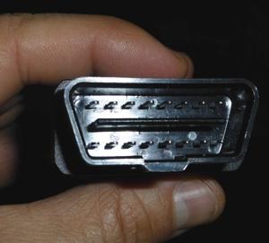 Delphi Vehicle Diagnostic connettore