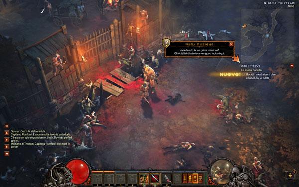Diablo III Mac italiano